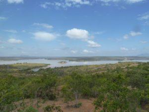 Mwea Dam